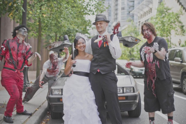 Zombie Wedding Gifts: Happy Back To The Future Day! 15 Ideas For Your BTTF