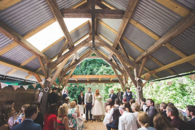 Rustic, West Country wedding (9)