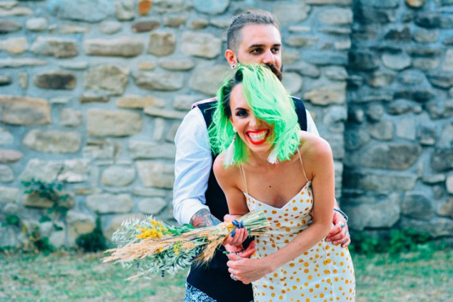 Unconventional & Colourful Wedding in Romania (5)