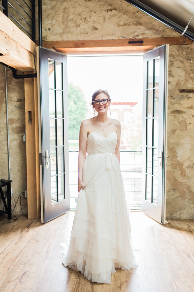 Hipster Wedding Dresses 7 Vintage creative and joyful iowa