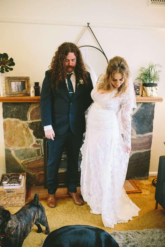 Sugar Skull Wedding Dress 64 Trend winter glam wedding in
