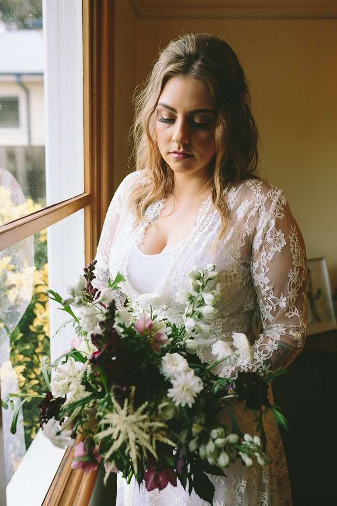 Sugar Skull Wedding Dress 44 Great winter glam wedding in