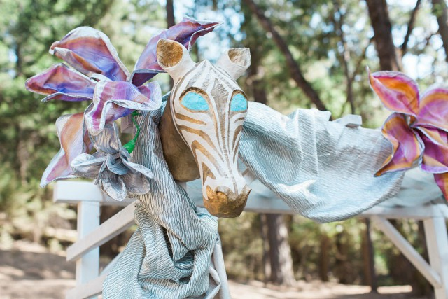 Burning Man meets a Magical Fairy Wedding (6)