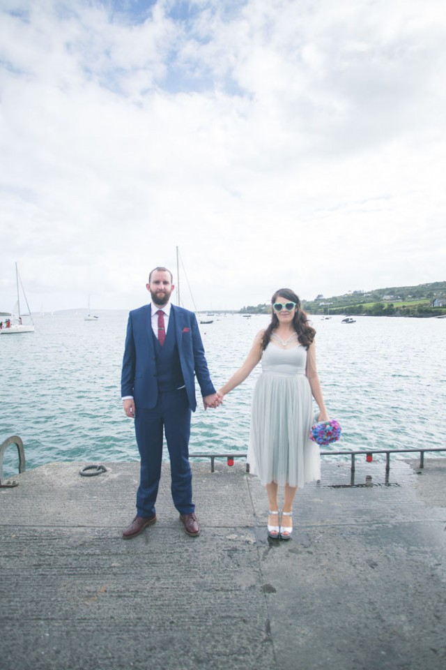 Casual and colourful cork wedding (21)