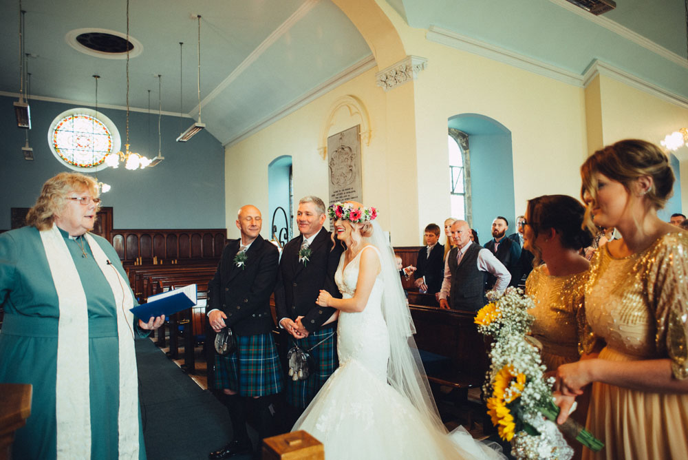 Wedding Dresses Fife 60 Best pink haired bride uk