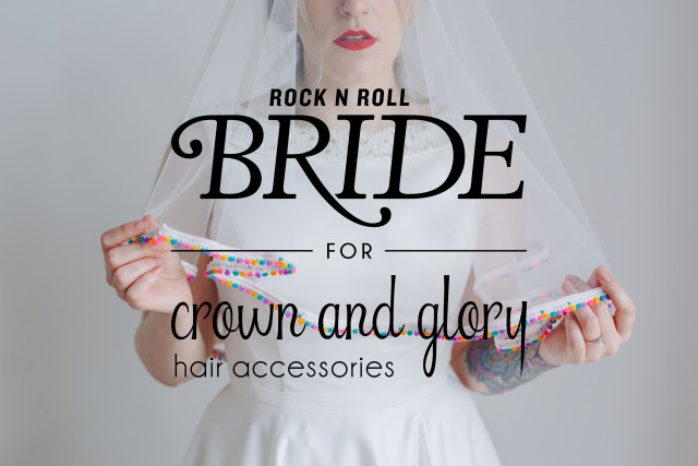 rocknrollbride x crown and glory veils headshot