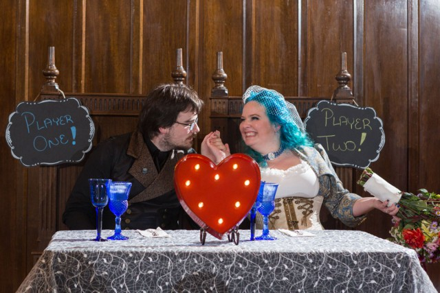 videogame geeky wedding (47)