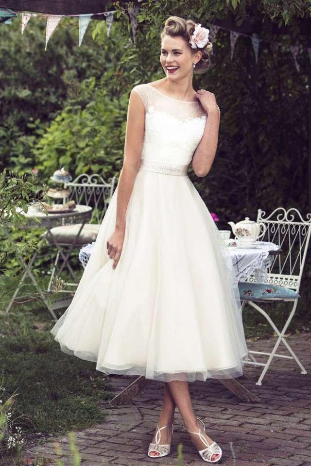 Win A 1950s Inspired Wedding Dress From True Bride 183 Rock