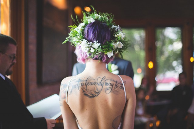 Industrial Wedding by The High Pines (17)