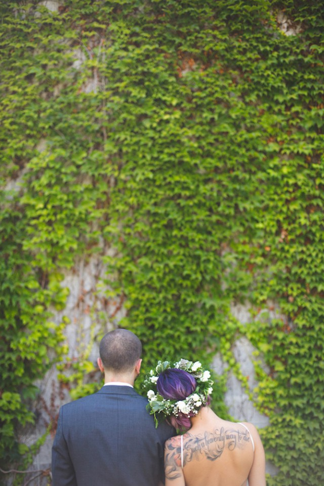 Industrial Wedding by The High Pines (66)