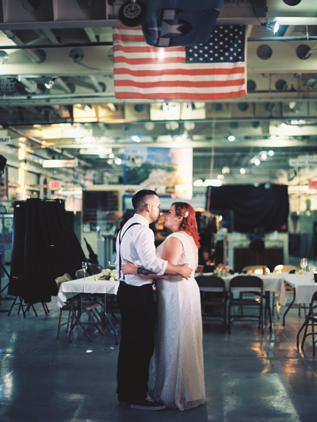 Wedding on the USS LST 393 Ship (36)
