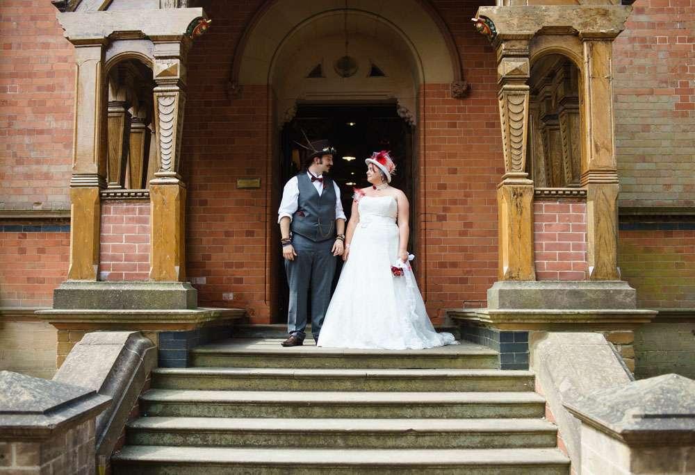 Steam Punk Wedding Dress 99 Best budget steampunk wedding