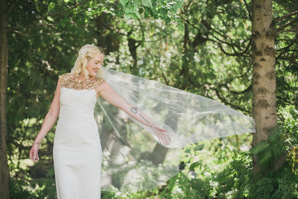 Vintage-Inspired Thunder Bay Wedding · Rock N Roll Bride
