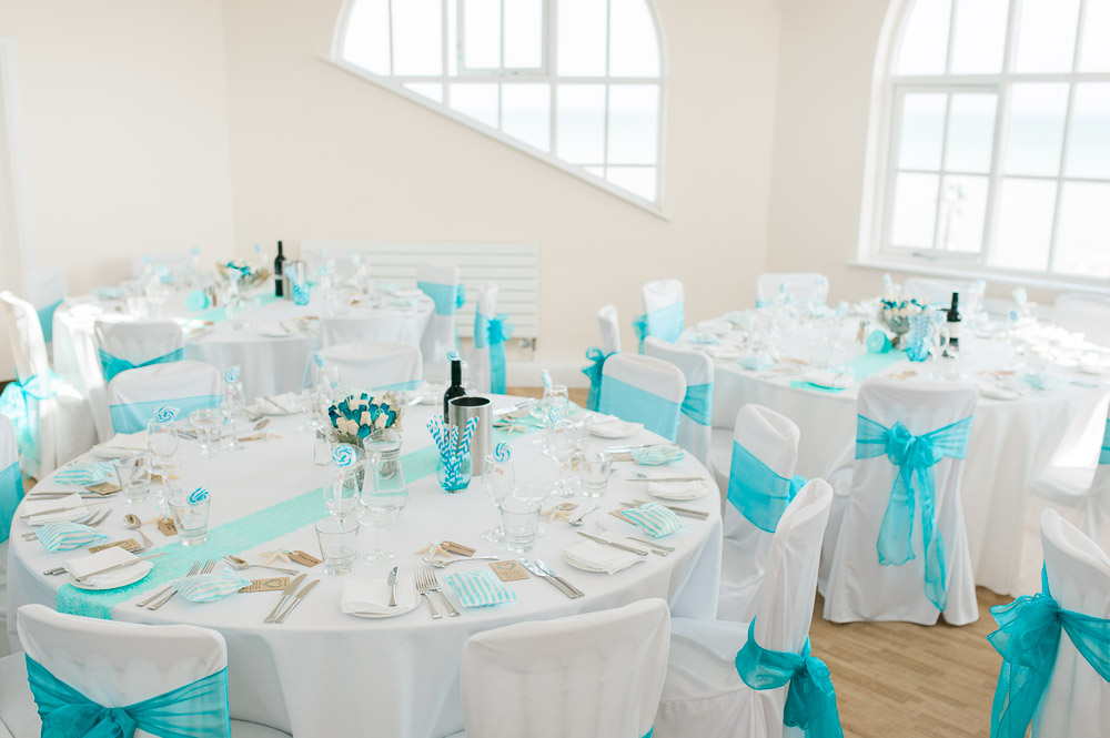 wedding ideas turquoise turquoise wedding at the seaside with 31 guests 183 rock n 27827