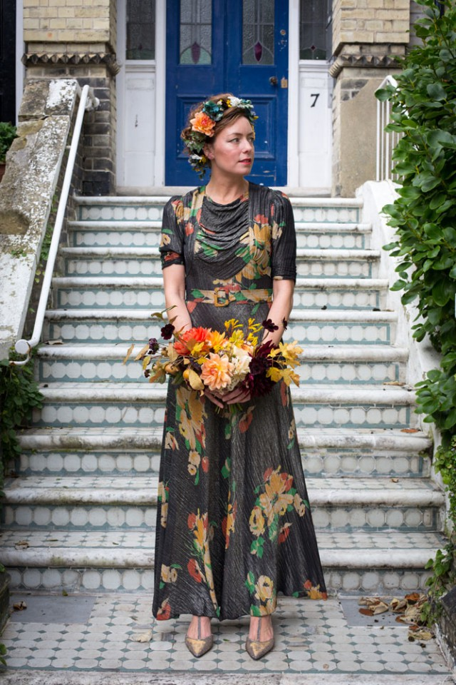 Autumnal Brighton Wedding (2)
