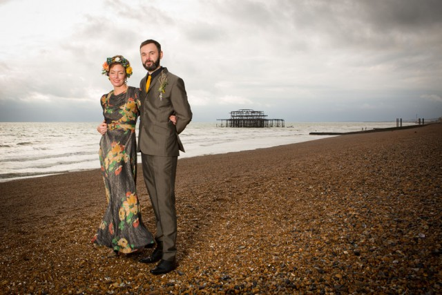 Autumnal Brighton Wedding (20)