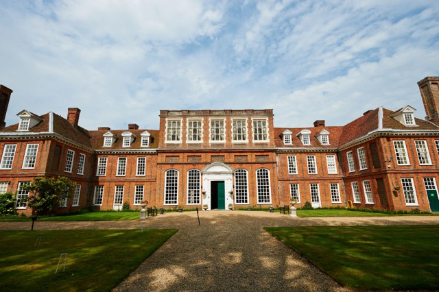 Gosfield Hall - East Aspect (EPS)
