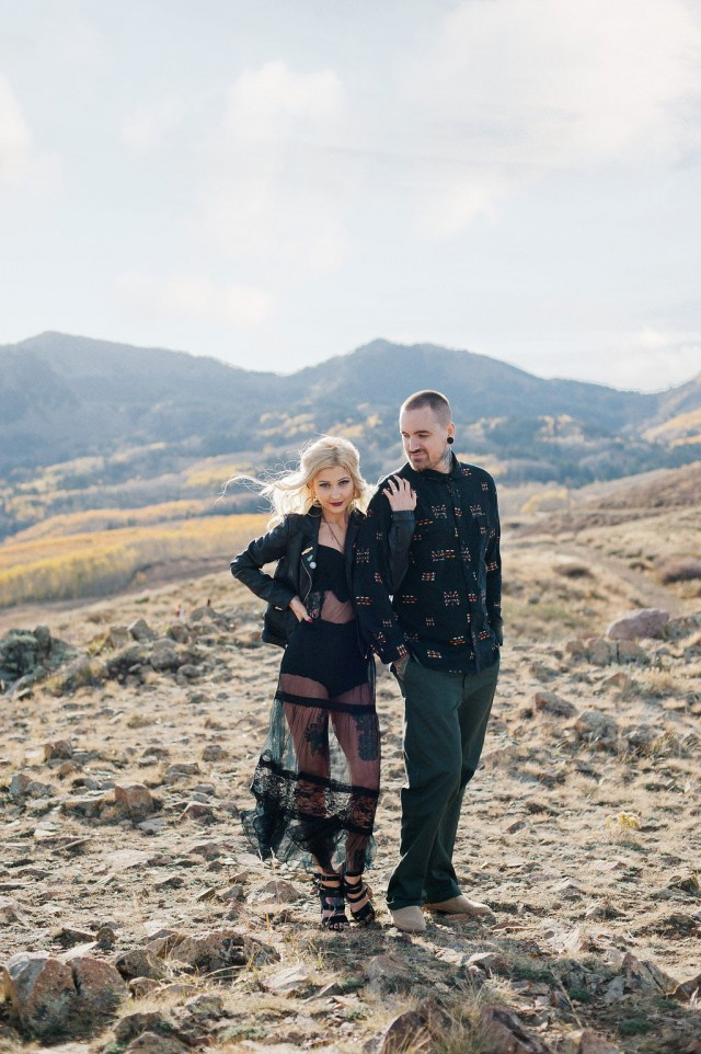 A Utah Mountain Engagement (8)