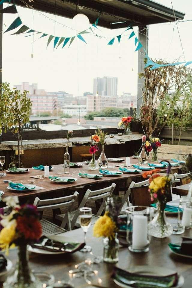 Botanical Wedding In Joburg Modern Hearts 29