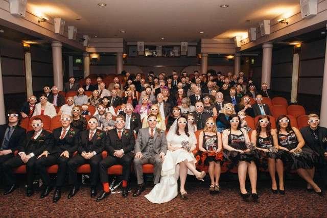 Movie themed cinema wedding in scotland (21)