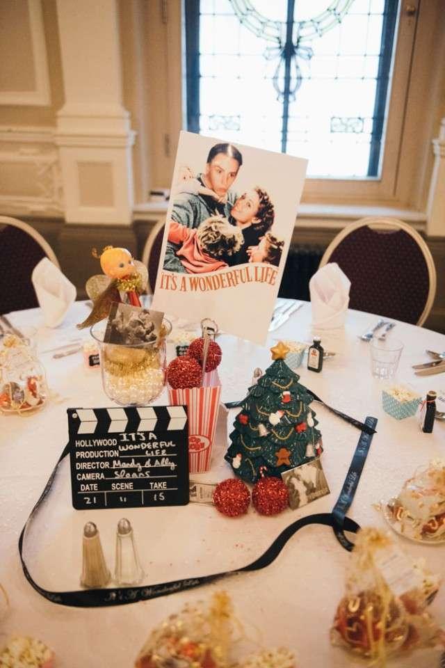 movie themed cinema wedding in scotland 183 rock n roll bride