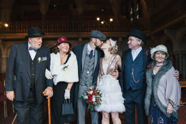 Peaky Blinders 1920s wedding (17)