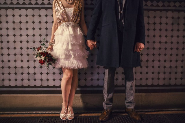 Peaky Blinders 1920s wedding (27)