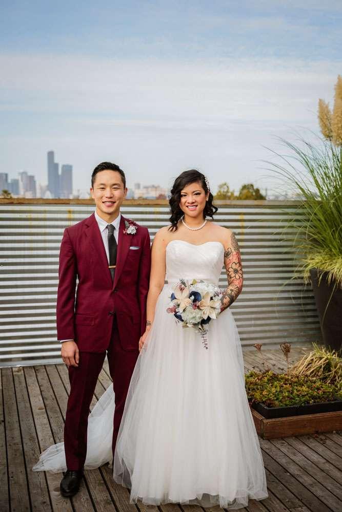 Seattle Wedding Dress Shops 8 Fancy Seattle Waterfall Origami wedding