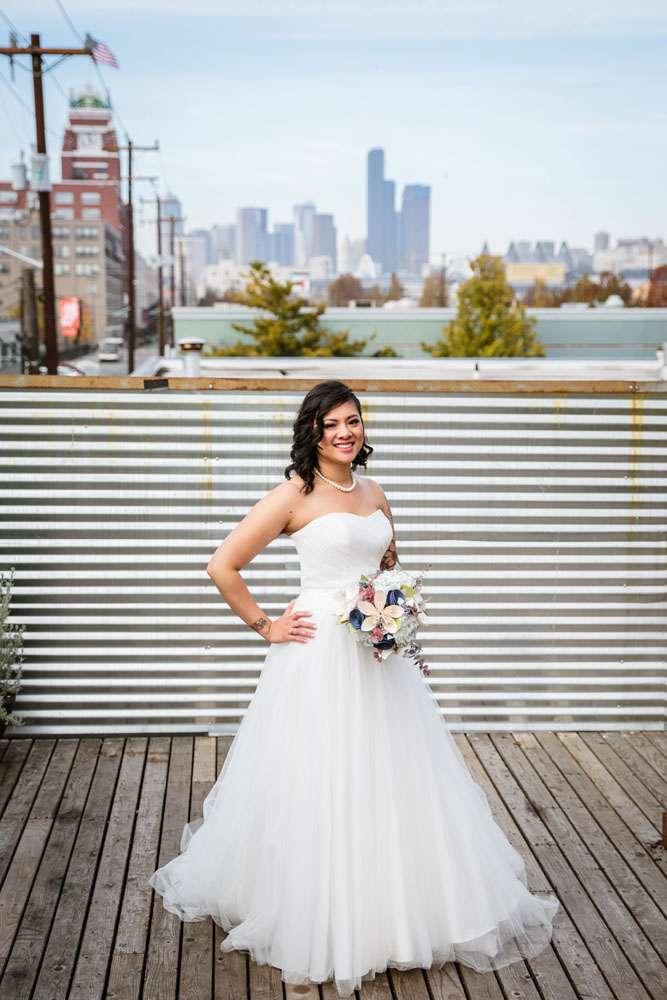 Seattle Wedding Dress Shops 9 Unique Seattle Waterfall Origami wedding