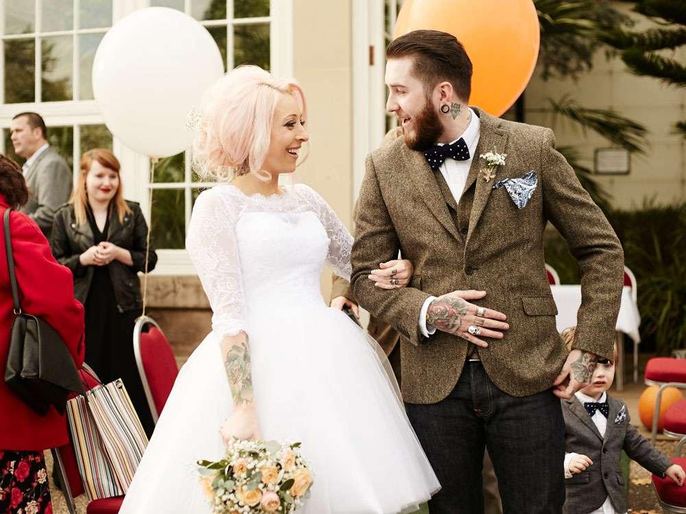 Halloween Weddings Dresses 45 Spectacular autumnal halloween wedding at