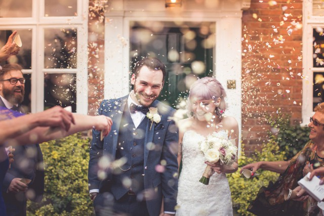 classic vintage wedding with eccentric touches (7)