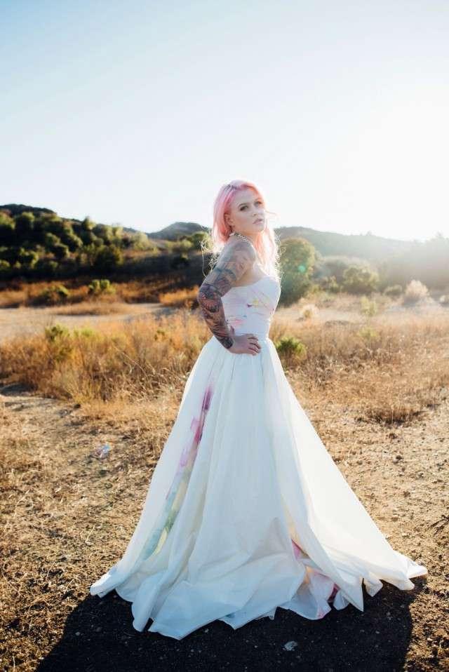 Eden Wedding Dresses 29 Fresh kellyeden daveysuicide bridal shoot