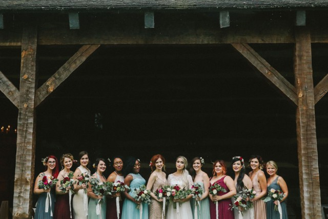 modern rustic wedding (19)