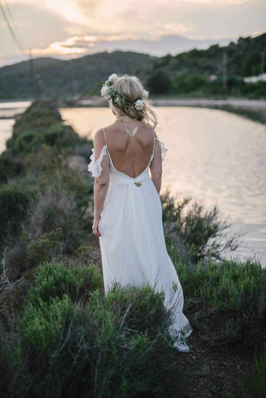 bohemian amp pagan wedding in ibiza 183 rock n roll bride