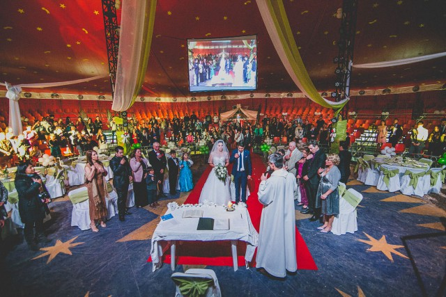 Circus wedding in Chile (22)