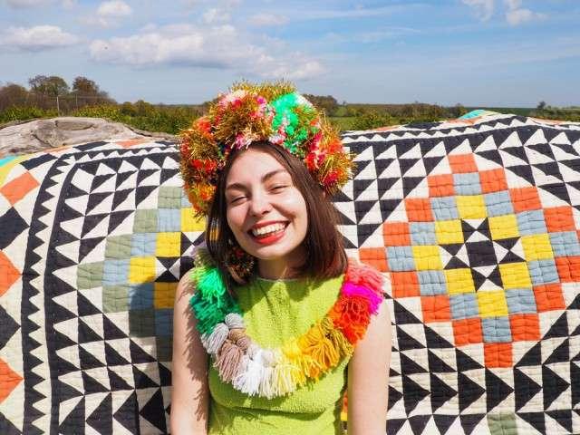 Head Band Wedding 54 Unique Plus Win a Multicoloured