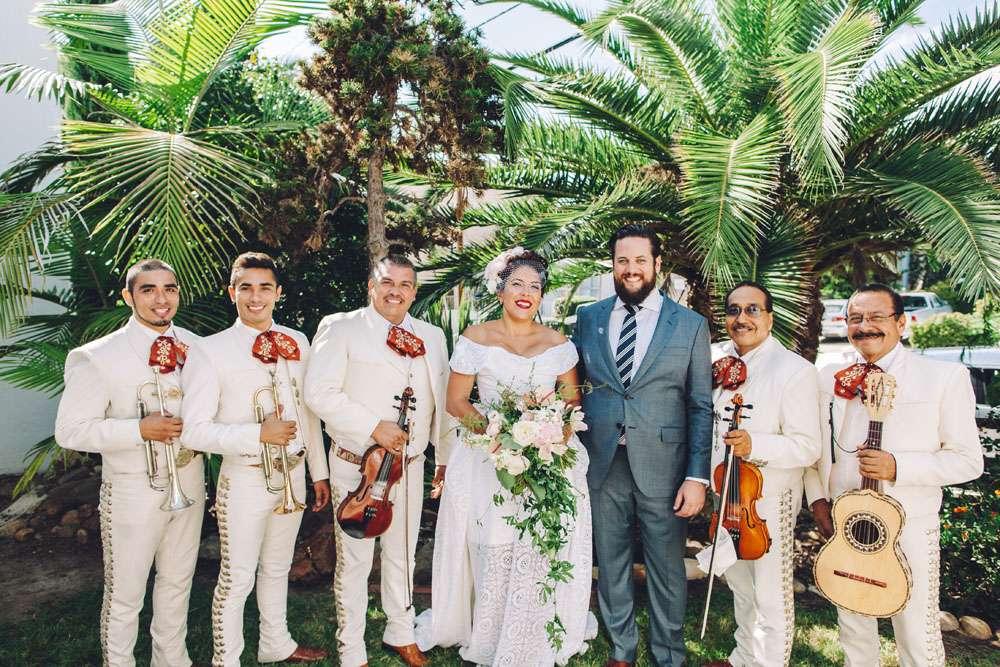 Mid-Century Mexican Wedding · Rock n Roll Bride