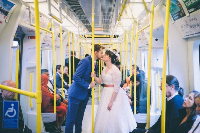 Simple London Wedding (17)