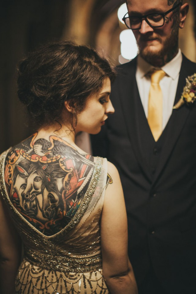 tattoo artist wedding manchester town hall (37)