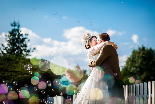 Kitsch & Colourful Scottish Wedding (57)