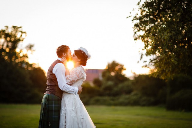 Kitsch & Colourful Scottish Wedding (59)