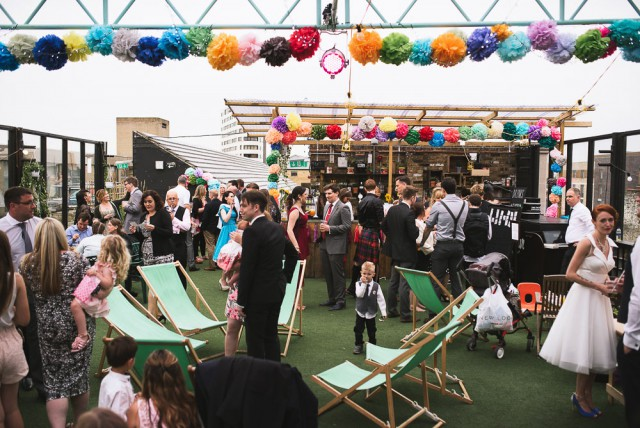 London rooftop garden party (18)