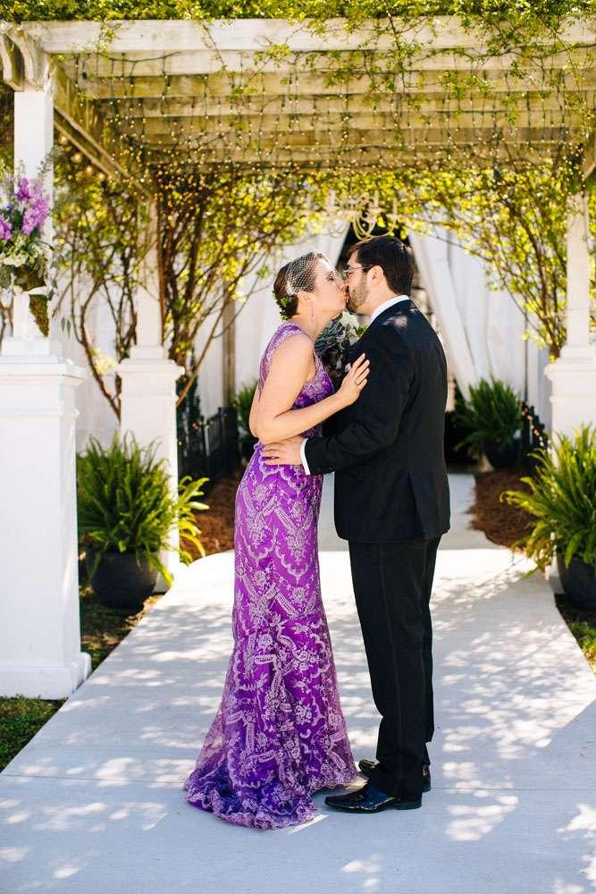 Wedding Dresses In Purple 41 Best