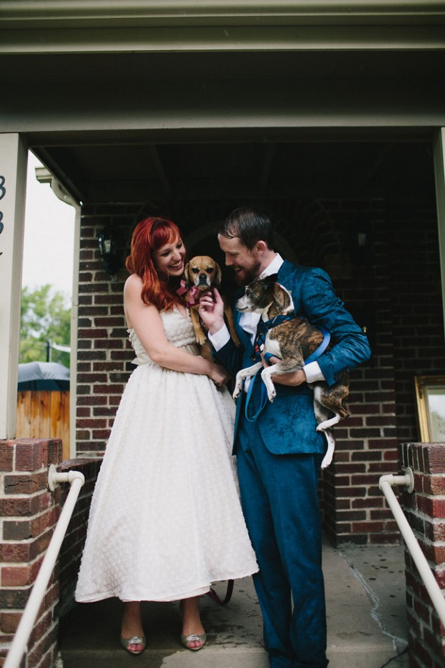 Retro Inspired Backyard & Amusement Park Wedding (32)