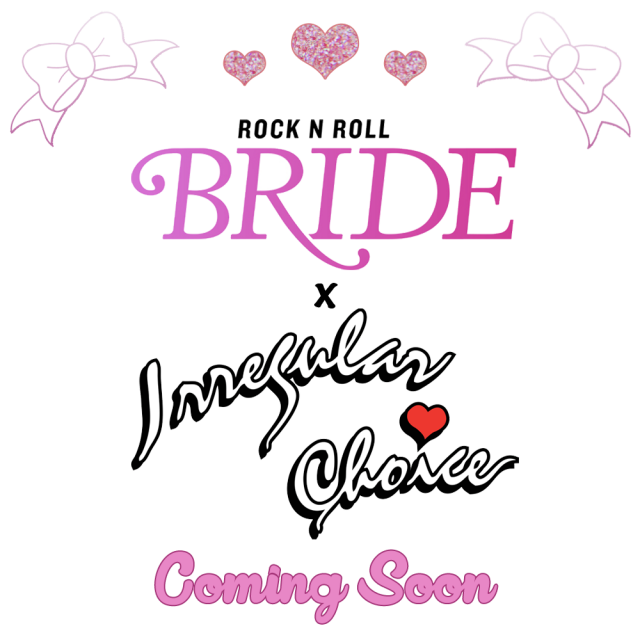 Rock n Roll Bride coming soon