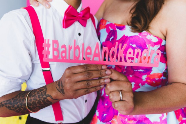 Two Brides Are Better Than One Barbie and Kendra Get Married (40)