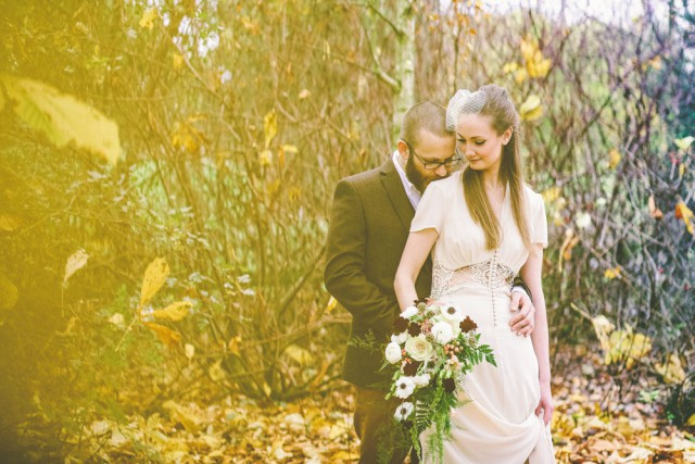 autumn woodland wedding (18)