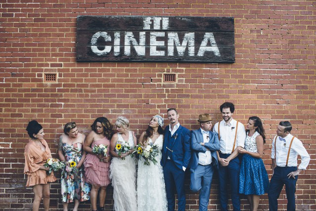 industrial boho hippy wedding (31)