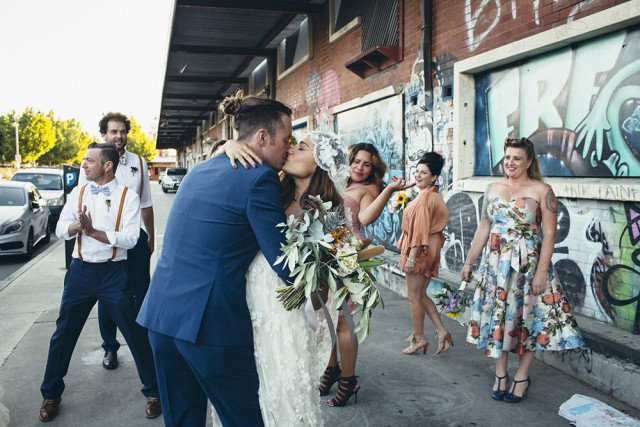 industrial boho hippy wedding (35)