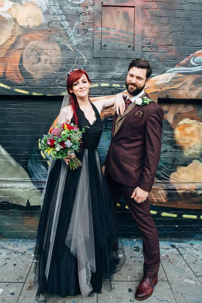 Halloween Themed Wedding Dresses 96 Perfect A Black Wedding Dress